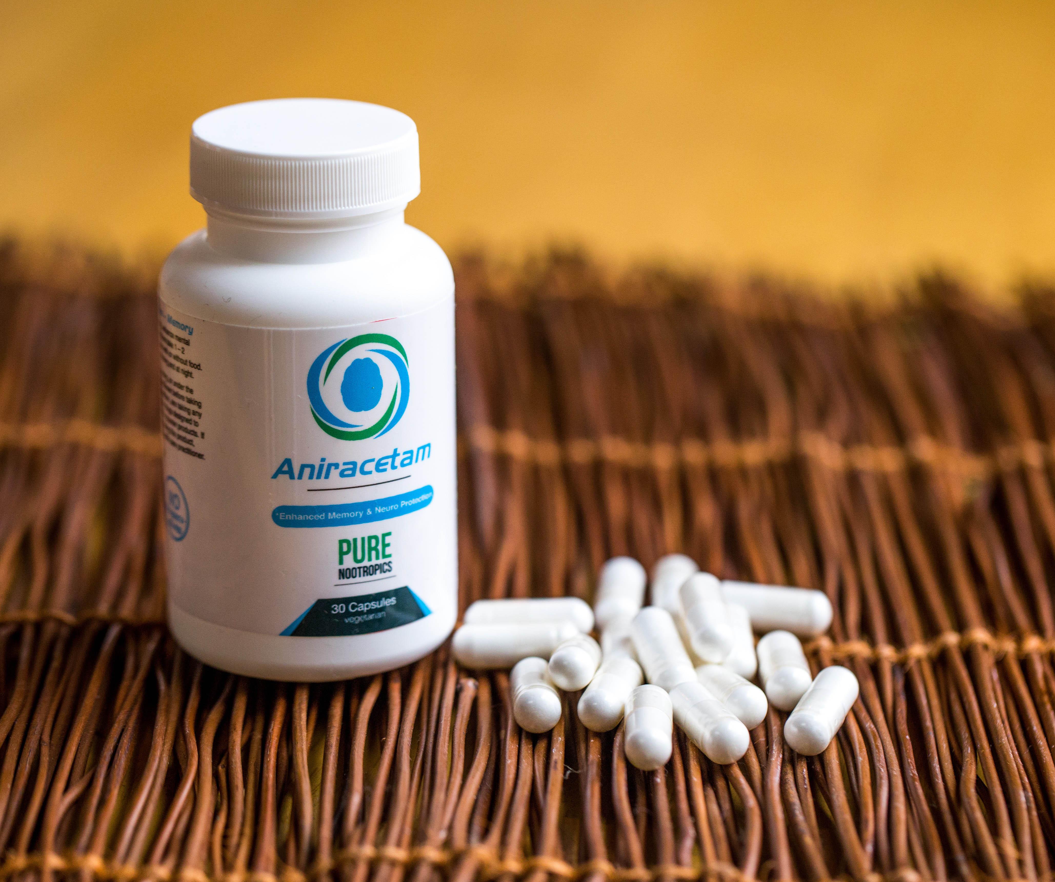 Aniracetam Benefits