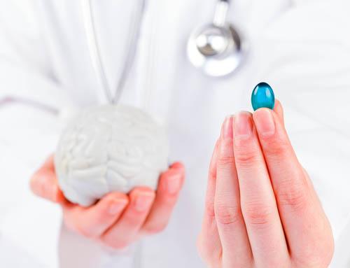 Brain stack supplements