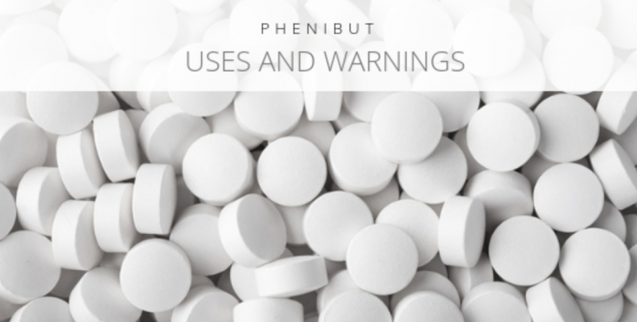 Phenibut uses and warnings